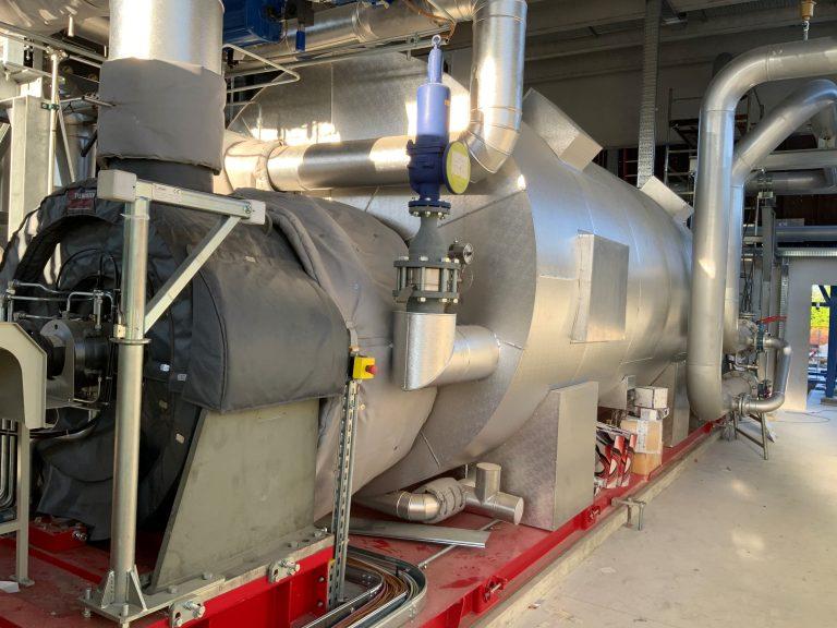 Turbogeneratore ORC