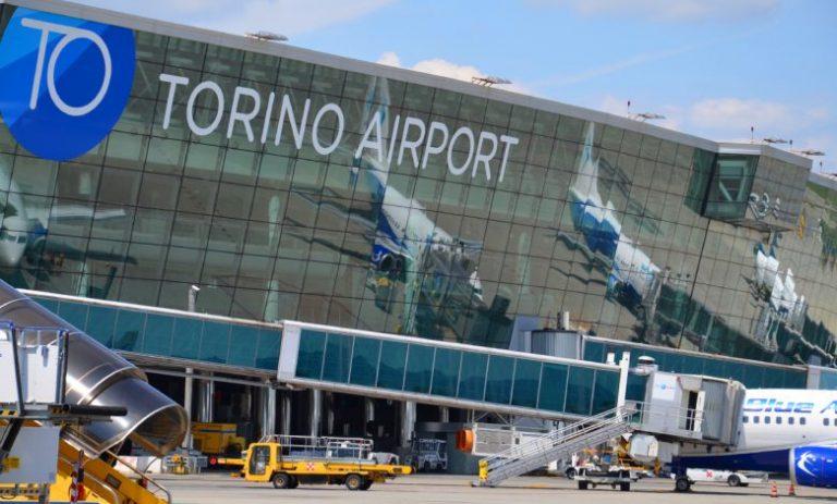 Aeroporto Caselle green