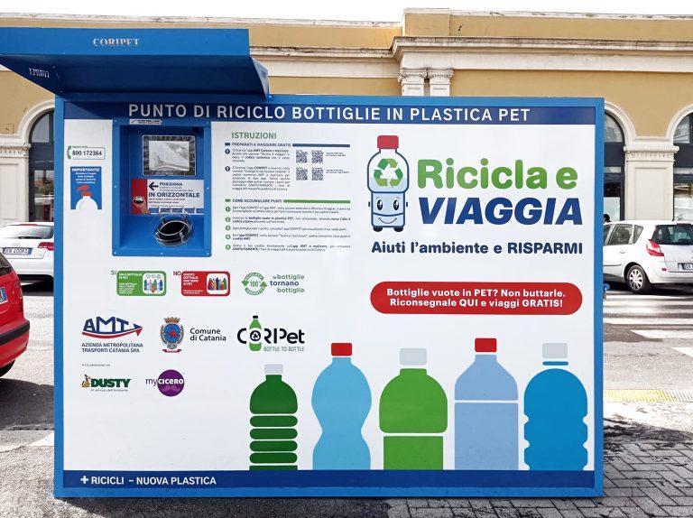 Bottle to bottle Catania