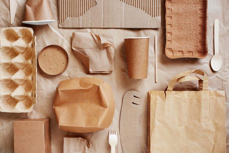 Imballaggi sostenibili