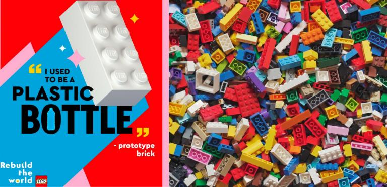 Lego sostenibili