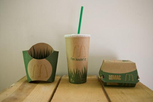 McDonald's sostenibile